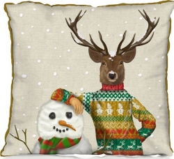 Fab Funky Holiday Pillows