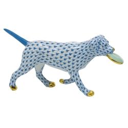 Herend Frisbee Dog_Herend 16108 Frisbee Dog_Herend Dog Frisbee