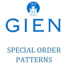 Gien Special Order Dinnerware Collections