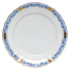 Herend Chinese Bouquet Garland Blue Dinnerware