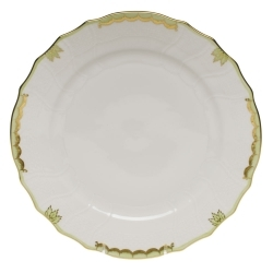 Herend Princess Victoria Green Dinnerware