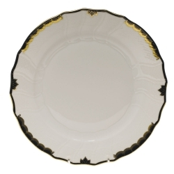 Herend Princess Victoria Black Dinnerware