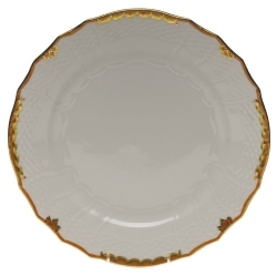 Herend Princess Victoria Rust Dinnerware