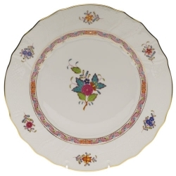Herend Chinese Bouquet Multicolor Dinnerware