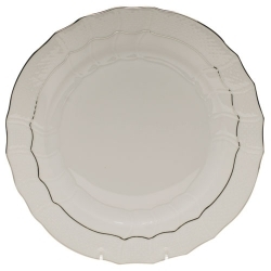 Herend Platinum Edge Dinnerware
