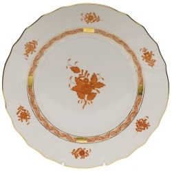 Herend Chinese Bouquet Rust Dinnerware