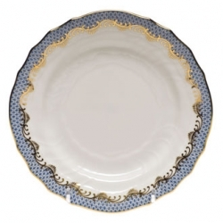 Herend Fishscale Light Blue Dinnerware