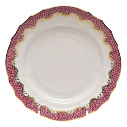 Herend Fishscale Pink Dinnerware