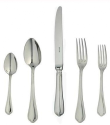 Ercuis Sully Silverplate Flatware