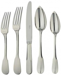 Ercuis Valois Sterling Flatware