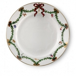 sc 1 st  FX Dougherty & royal copenhagen star fluted christmas