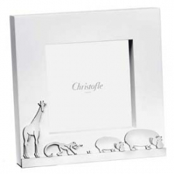 Christofle Baby Picture Frames