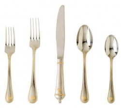 Juliska Berry & Thread Gold Accents Flatware