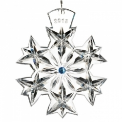 Waterford Snowflake Wishes Ornaments