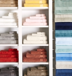 Sferra Bath Towels & Bath Rugs Collections