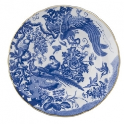Royal Crown Derby Blue Aves