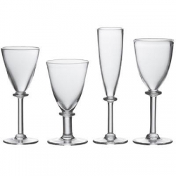 Simon Pearce Cavendish Stemware