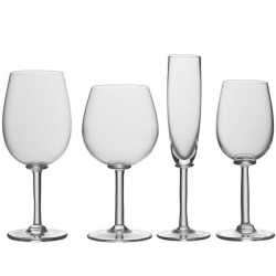 Simon Pearce Hampton Stemware