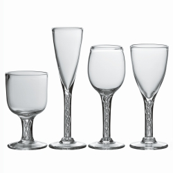 Simon Pearce Stratton Stemware