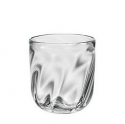 Simon Pearce Chelsea Optic Stemware & Barware