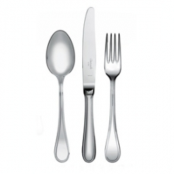 Christofle Mimosa Stainless Flatware