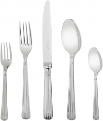 Christofle Osiris Stainless Flatware