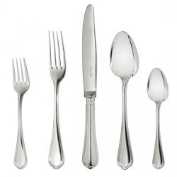 Christofle Spatours Silverplate Flatware