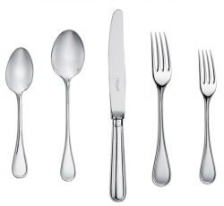 Christofle Albi Silverplate Flatware