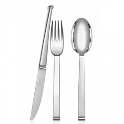 Christofle BY Silverplate Flatware