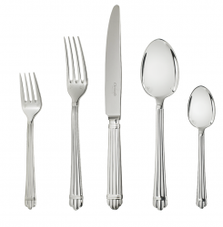 Christofle Aria Silverplate Flatware