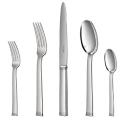 Christofle Commodore Silverplate Flatware