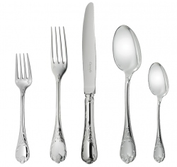 Christofle Marly Sterling Flatware