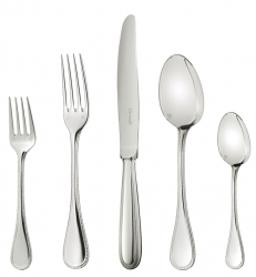 Christofle Perles Sterling Flatware