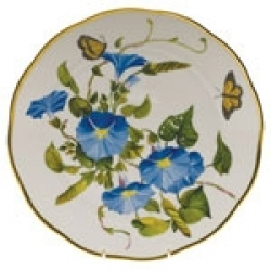 Herend American Wildflower - Morning Glory Dinnerware