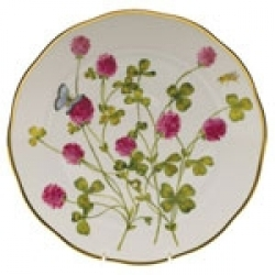 Herend American Wildflower - Red Clover Dinnerware