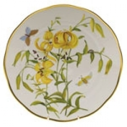 Herend American Wildflower- Meadow Lily Dinnerware