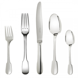 Christofle Cluny Sterling Flatware