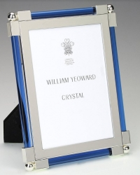 William Yeoward Classic Glass Frames - Light Blue