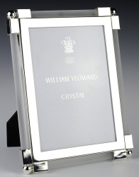 William Yeoward Classic Glass Frames - Clear Satin