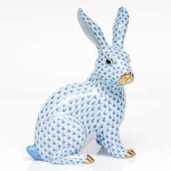 Herend Large Sitting Bunny