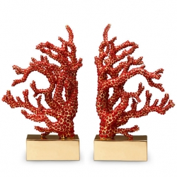 L'Objet Coral Desk Items
