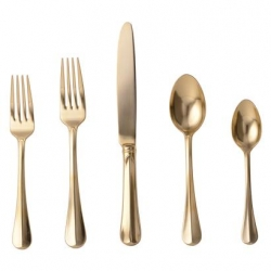 Juliska Bistro Gold Flatware