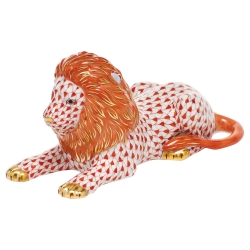 Herend Lion