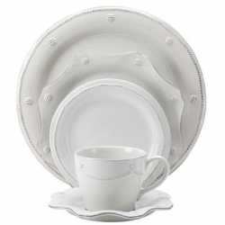 Berry & Thread Whitewash Dinnerware