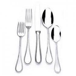 Christofle Perles 2 Stainless Flatware