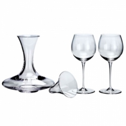 Moser Crystal Dionys Stemware