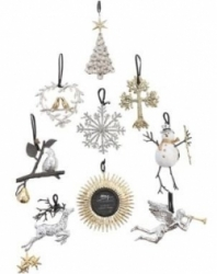 Michael Aram Holiday Ornaments