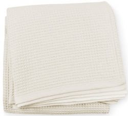 Sferra Kingston Ivory Blankets