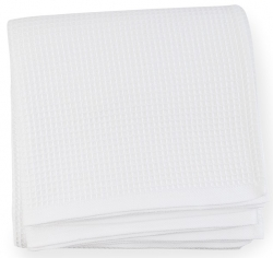 Sferra Kingston White Blanket