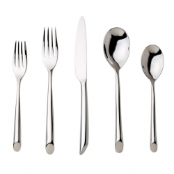 Nambe Frond Stainless Flatware